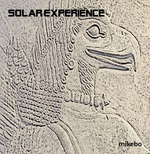 """Die aktuelle mikebo CD """"Solar Experience"""""""