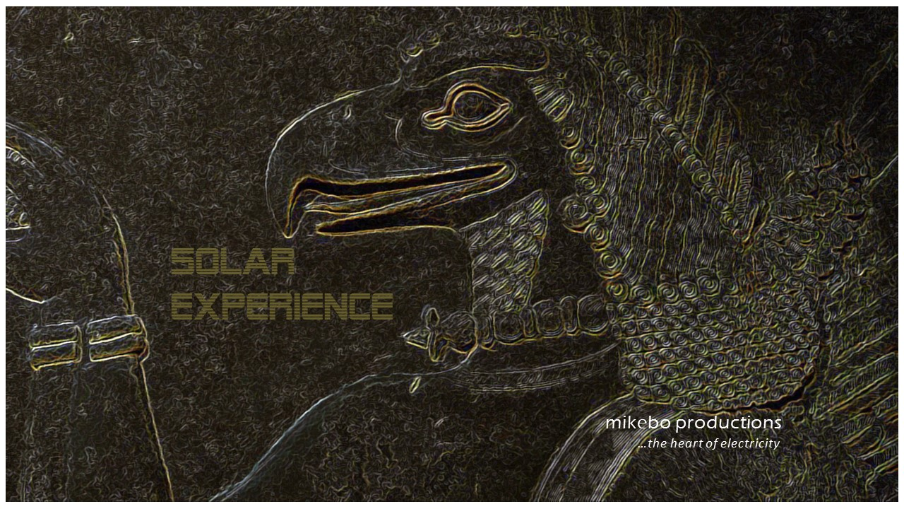 Das mikebo Album SOLAR EXPERIENCE wird Ende Januar 2016 veröffentlicht