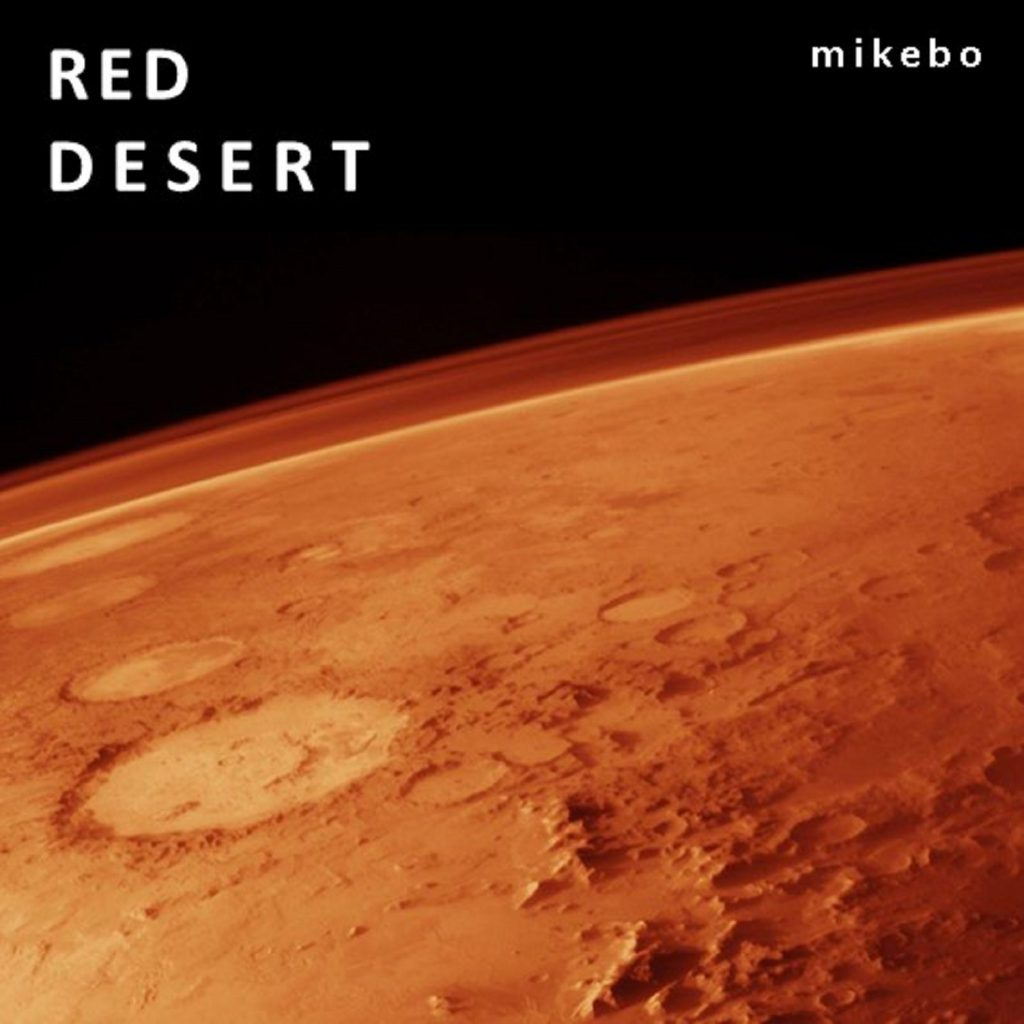 mikebo Album Red Desert