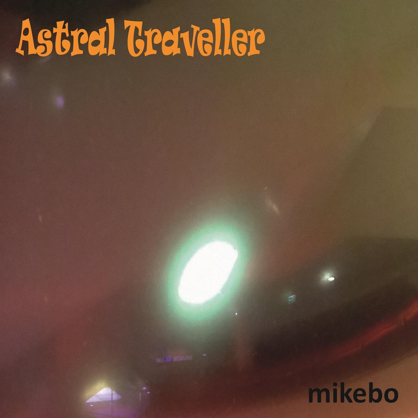 Cover Astral Traveller